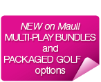 maui golf discount button