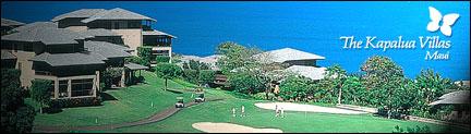 Kapalua Villas Maui
