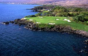 Mauna Kea Hawaii Golf