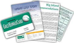 Hawaii golf subscription