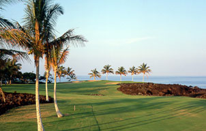 big island golf waikoloa beach